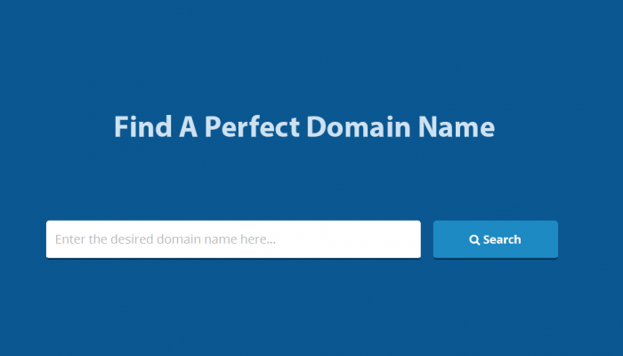 steps to choose perfect domain