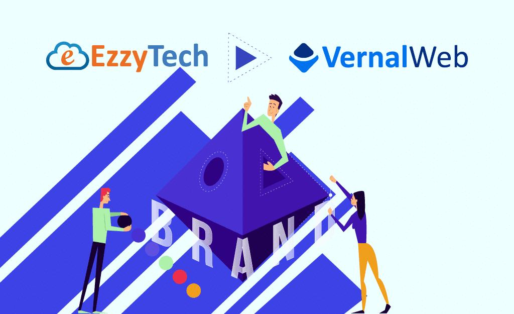 EzzyTech Rebranding