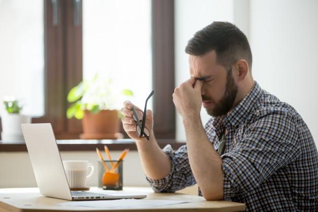tension on choosing a server