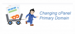 primary domain name change