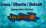 changing ubuntu default ssh port