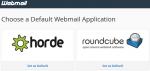 webmail interface