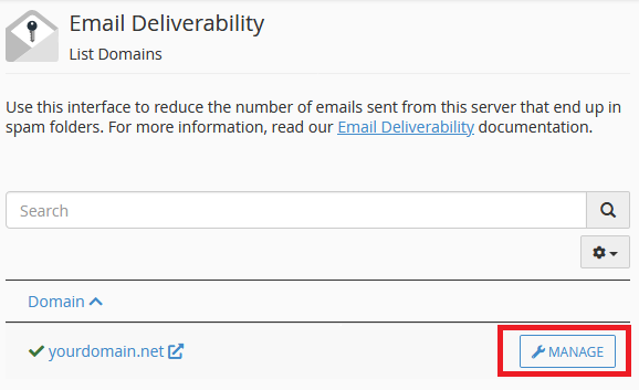 Manage Deliverable